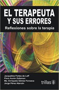 Libro el terapeuta y sus errores